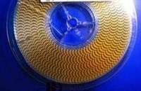 Smd tantalum capacitor 100pcs/lot 1uf 16v 105c 0805 volume original