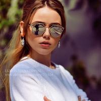 2014 New Summer Sunglasses Women Brand Designer So Real Photo Sunglasses Fashion Brand Sunglasses Men  Round Sunglasses