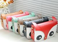 Hot Selling Owl Fox Bag PU Many Colors