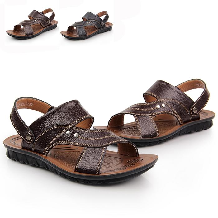 online kaufen gro handel kamel sandalen m nner aus china. Black Bedroom Furniture Sets. Home Design Ideas