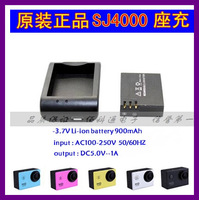 SJ4000 Battery Charger Spare Battery For Sport Action Camera SJ4000 Camcorder Free Shipping