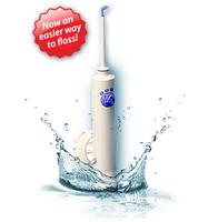 Free shipping Coola oral irrigator faucet power dental water floss teeth cleaner, Dental Waterjet