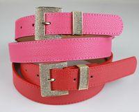 Fashion brand belts buckle leather belt for  women belt brand women's belts Free Shipping QY220
