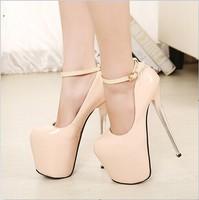 New Hot 20CM heels,women pumps, platform 9CM,woman high heel,fashion heels