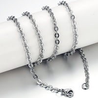 Wholesale Only $1.5 Shipping Fee For 1 Order Assorted Items and Size Stainless Steel Chains Necklaces Jewelry Accessories
