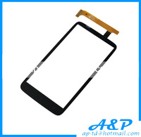 New Origin  For HTC S728e One X + PLUS Touch Screen digitizer sensor Replacement  Free Shipping