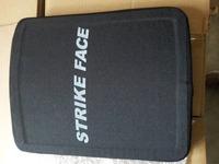 6'' x 8'' Two SIC & PE NIJ IV Bulletproof Side Panels Set/ 6 by 8 NIJ 4 Stand Alone Ballistic ESAPI / NIJ Level Four SAPI Plate