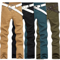 2014 men sports pants wholesale and retail summer men's long trousers skinny pants casual male board brand fashion Free shipping