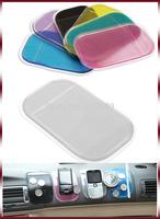 Car Auto Dash Dashboard Grip Non Slip Anti-slip Pad Magic Sticky Anti Slide Mat for Cell Phone PDA MP3 MP4 Accessories - Size S