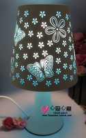 table lamp lighting decorative lights fragrance lights aromatherapy lamp plug in dimming lights free shipping 2pcs/lot