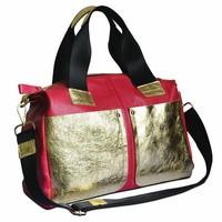 Fashion Genuine Leather Women Handbags Patchwork Women Messenger Bag Casual Shoulder Bag Wholesale HB-124