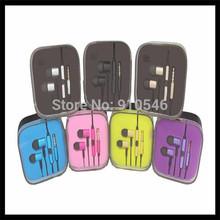 wholesale colorful earphone