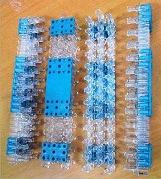 Новый 2014 мода резинкой ткацкий станок для DIY шарм браслеты ткачество кадров полосы подключить бесплатная доставка