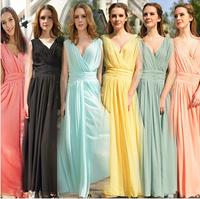 summer dress 2014 women dresses vintage chiffon casual dress plus size women long bohemian dress women clothing party dresses