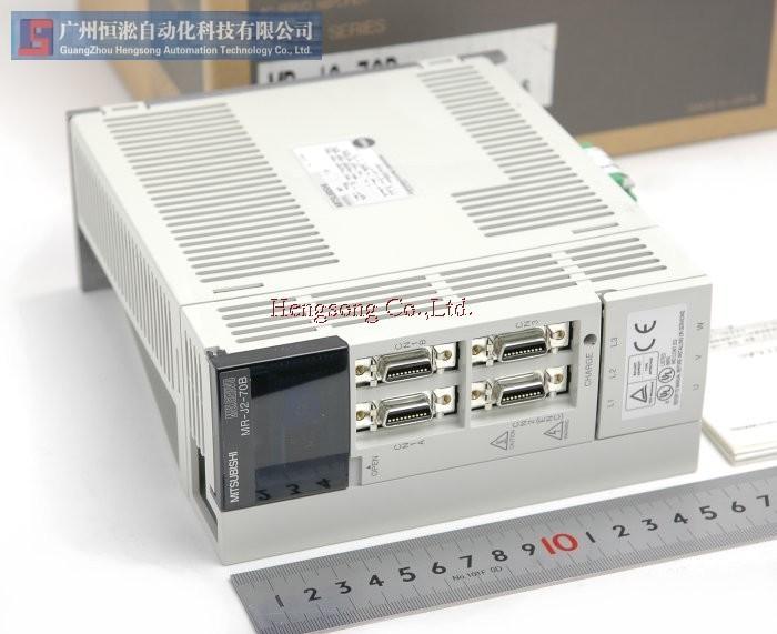 Mitsubishi Servo driver MR-J2-70B (NEW) with one year warranty(China (Mainland))