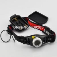 CREE 3W TK37 LED Zoomable Headlamp 2Mode High Power Headlight Flashlight Lantern