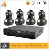 HD Camera IP NVR Kit support 3TB HDD , Onvif 2.0 , RS485 , dual stream , 3 usb 2.0 port , 3G , WIFI