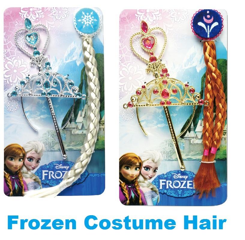 Frozen Elsa Anna cosplay hair cosplay crown populer for girls 2014