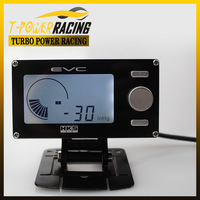 T-Power Store:HXS LCD Display EVC 5 Electronic Valve Boost Controller With Turbo Sensor and Electronic Valve