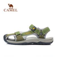 Camel outdoor Men sandals summer sandals slip-resistant rubber sole beach sandals a422162077