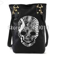 Skull Bag PU Leisure Classic Desinger