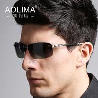 New men sunglasses male tide polarizer sunglasses cool classic driver driving glasses lens sunglasses quality goods