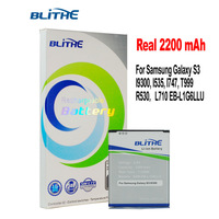 [NFC/Google Wallet Capable] Blithe Real 2200mAh Li-ion Battery For Samsung Galaxy S3, GT-I9300 I535 I747 T999