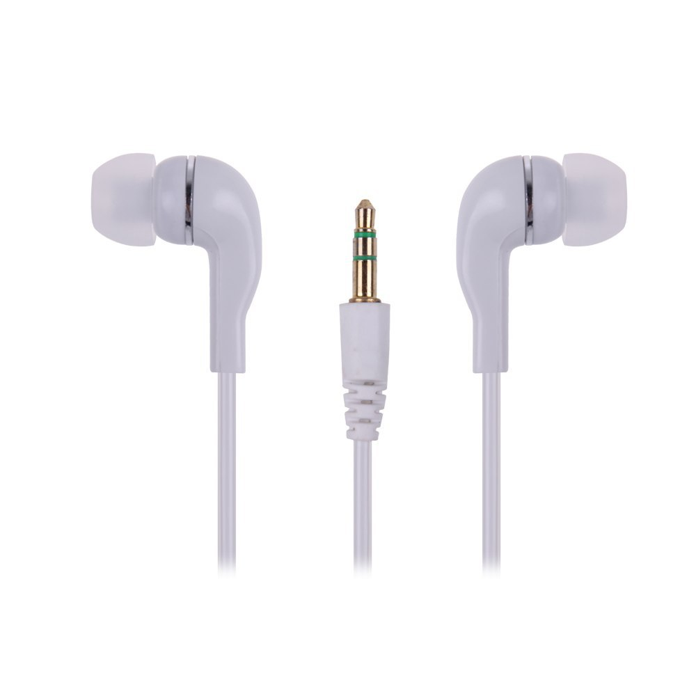 Sale! 3.5mm In-Ear Earbuds Earphone Headset Headphone For iPhone 4S 5c 5 5s ipod Mp3 Mp4 Smartphones Tablet PC Free Shipping(China (Mainland))