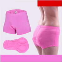 New 2014 High Quality Pink Color VEOBIKE Bike shorts women cycling underwear bicycle Bike riding short S-2XL #2013