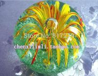 Handmade Glass art marble ball