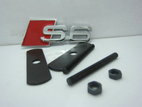 Free shipping for Audi for cars marked A1 A3 A5 A6 A4 Q5 Q7 / modification  the for Audi for S6 logo network standard
