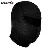 Nerve motorcycle ride wigs cs face mask winter helmet inner tube outdoor