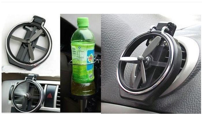 Держатель для бутылки в машину