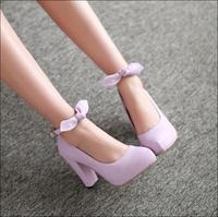 VINLLE 2014 Women Ladies Platform Pumps Sexy Bottom High Heels Prom Heels Wedding Dress Shoes Wedding Shoes