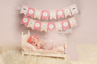 Party Banners Wedding Children Birthday Party Decorations  Paper Buntings Garland Flags