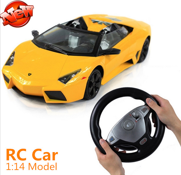 New 2014 Cool Remote Control Toys RC Car 1:14 Model Electronic Drift ...