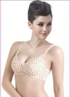 Push up Breathable Cotton Soft Feeding Bra Women Braintimate underwear brassiere