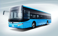 YZ6125BEVG2 pure electric city bus