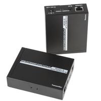 50M 1080P / 720P / 1080i Single Over Cat5e / 6 HDMI Extender with Remote IR