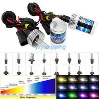 2Pcs 35W HID Xenon Bulbs H1 H3  H7 H8 H9 H11 3000K 4300K 5000K 6000K 8000K 10000K 12000K car light source headlight parking