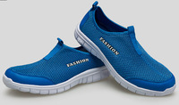 Free Shipping 2014 New Style Fashion Unisex Women's / Men's platforms Casual Tennis Shoe Running Shoes breathable Sneakers 39-45