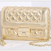 New 2014 summer European and American women messenger bag famous brands genuine sheepskin handbag shoulder bags