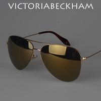 VB Victorian semi- reflective brand designer sunglasses sun glasses Colorful for men and women