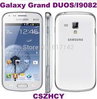 Original Samsung Galaxy Grand Dous I9082 Dual SIM Wifi GPS Refurbished Free shipping