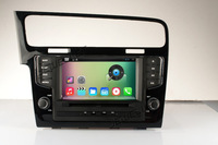 android Car DVD GPS Navigation 3G/Wifi,20 V-CDC, for VW Golf 7 2014-2015