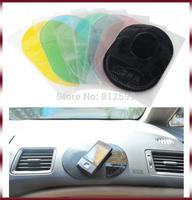 Car Auto Dash Dashboard Grip Non Slip Anti-slip Pad Magic Sticky Anti Slide Mat for Cell Phone PDA MP3 MP4 Accessories - Size L