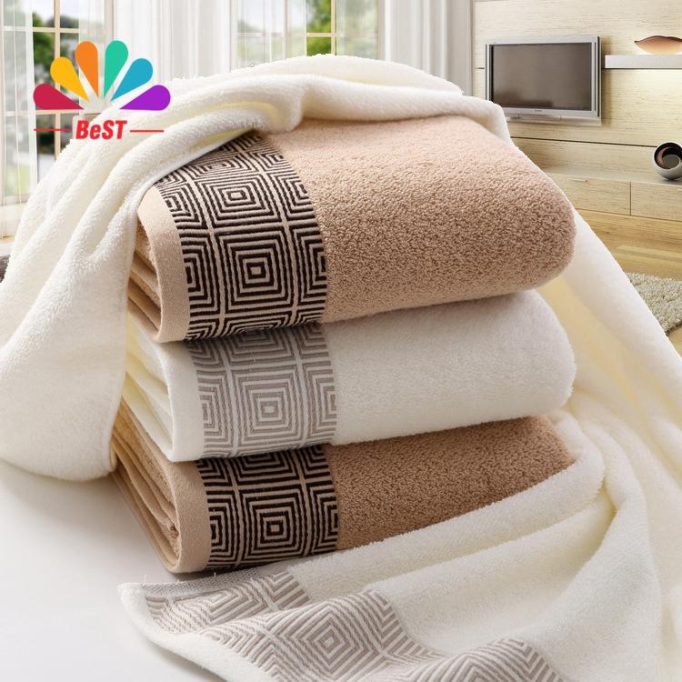 BeST 100% cotton BEACH BATH microfiber towel soft bathroom bath towel set for adults 70*140cm large size home use towels B0028(China (Mainland))