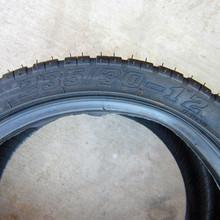 karting atv pneus pneus 235* 30-12 vácuo diy caseiro pneu de carro pneu furado estrada(China (Mainland))