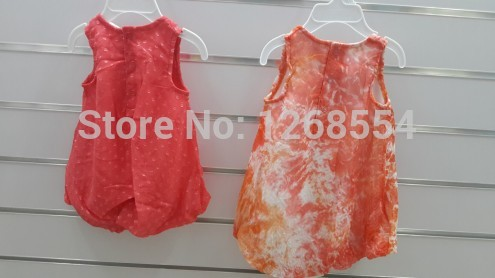 2014 baby clothes 6 PC mix free shipping, baby pajamas, , girl wearing in spring, summer, and lowest price(China (Mainland))