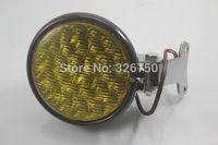 "5"" LED Black Motorcycle HeadLight"